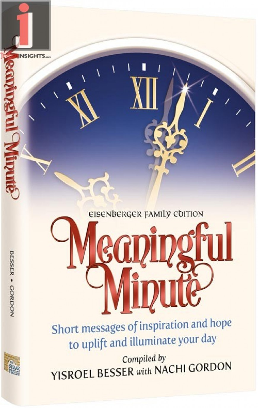 Meaningful Minute: Short messages of inspiration and hope to uplift and illuminate your day