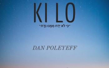 "Dan Poleyeff Releases His Second Single ""Ki Lo"""