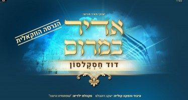 Yanki Meir Presents: David Chaskelson – Adir BaMarom Acapella