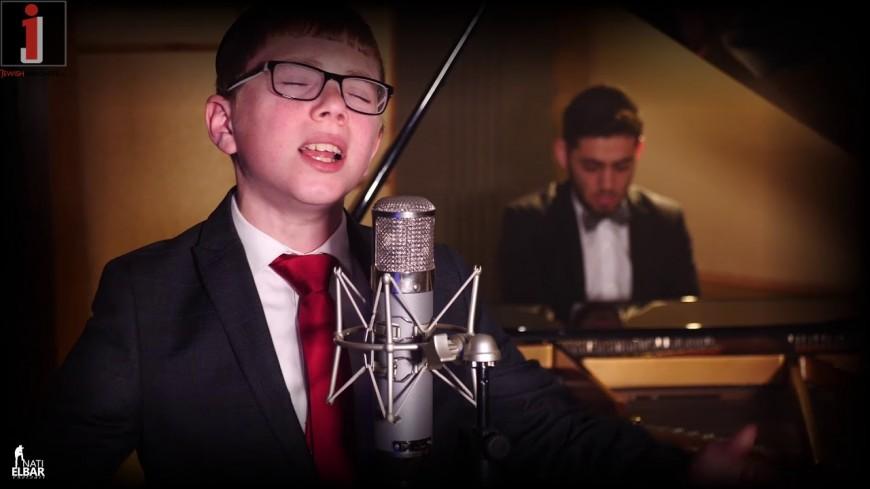 Yonatan Menat – Libi Shofachti [Official Music Video]