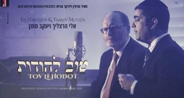 Martin Widerker ft Eli Hartzlich & Yaakov Motzen – Tov Lehodot