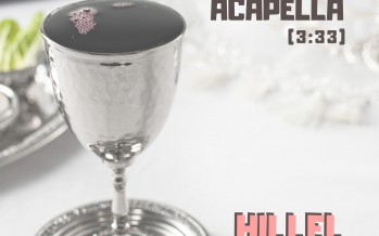 Hillel Kapnick – Eliyahu Hanavi – Acapella