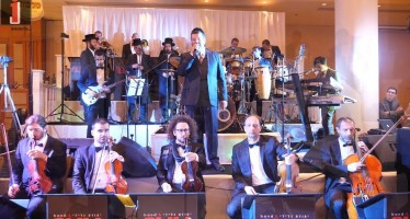 Yehuda Galili & Koby Grinboim Open The Wedding Season With 16 Musicians Accompanied by The Malchus Choir