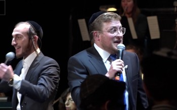 Many Voices, One Song 2 – Finale: Avraham Fried, Baruch Levine, Mordechai Shapiro & Shulem Lemmer
