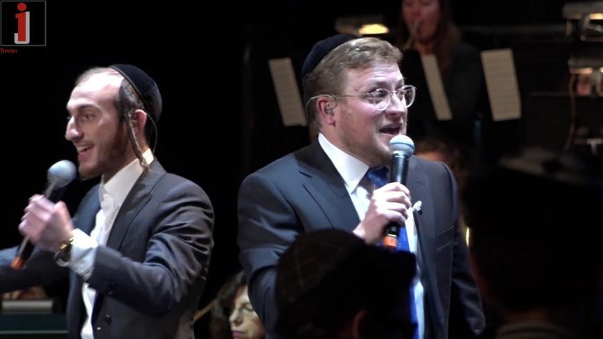 Many Voices, One Song 2 – Finale: Avraham Fried, Baruch Levine, Mordechai Shapiro & Shulem Lemmer