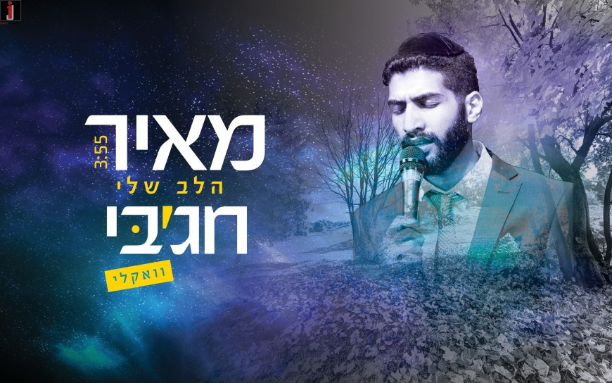 The King Of Acapella Meir Chajabi Presents: Halev Sheli Acapella