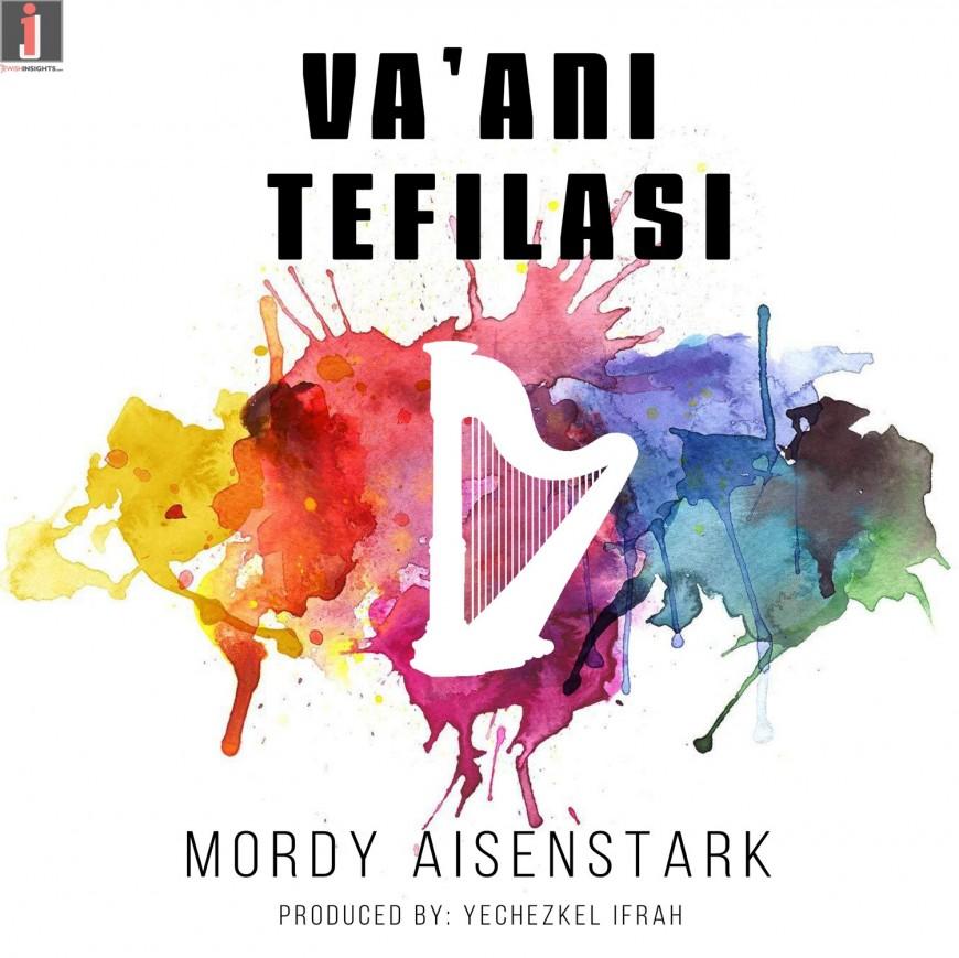 "Mordy Aisenstark Releases His Second Single ""Va'ani Tefilasi"""