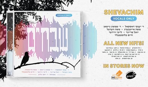Your Greatest Hits Vocal Album • Album By Shevach Studios