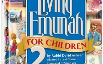 Living Emunah For Children Vol. 2