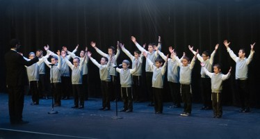 Atlanta Jewish Boys Choir Debut Single and Music Video!