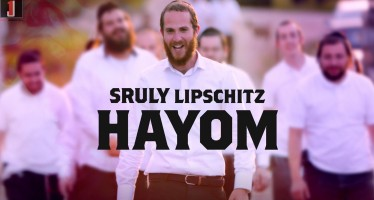 Sruly Lipschitz – Hayom [Official Music Video]