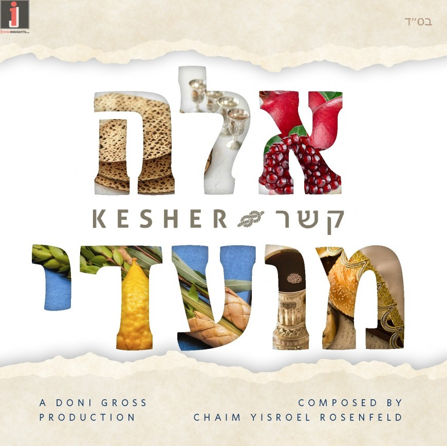 "Hit Group Kesher Releases New Single ""Eileh Moadei"""