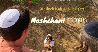 "Meilech Kohn Releases New Single In Honor of Shavous ""Moshchani"""