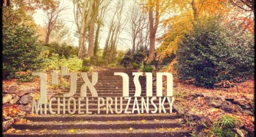 Michoel Pruzansky – Chozer Elecha [Lyric Video]