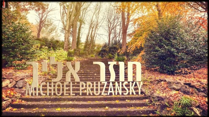Michoel Pruzansky – Chozer Elecha [Lyric Video]
