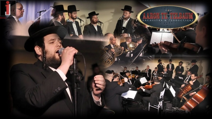 "Shmueli Ungar & Yedidim ""Sameach & Mi Adir"" An Aaron Teitelbaum Production"