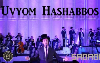 Uvyom HaShabbos – Shulem Lemmer ft. Sababa & The Shira Choir