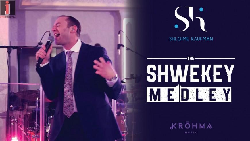 Shloime Kaufman + Krohma – Shwekey Medley