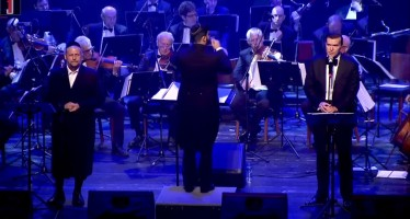 """Tenor Thu The Years"" When Yossele Rosenblatt & Leonard Cohen Meet On Stage"