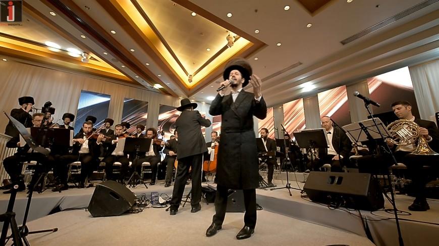 Shloime Gertner, Malchus Choir, Mona – Harachaman