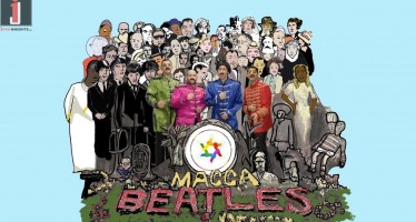 The Maccabeats – Macca-Beatles Medley
