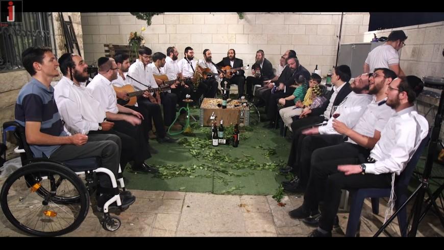 R' Mordechai Gottlieb – Nigun Gottlieb [Official Music Video]