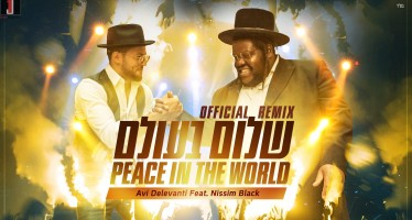 Avi Delevanti Feat. Nissim Black – Peace In The World | Official Remix