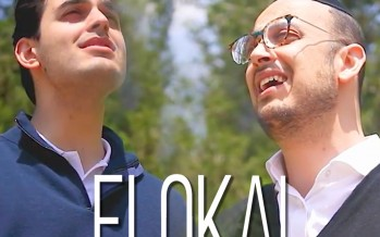 Ari Goldwag Presents Baruch & Chesky Leibowitz: Elokai