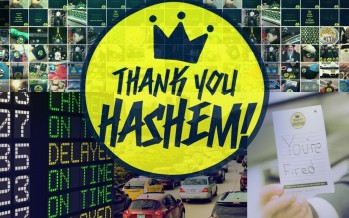 THANK YOU HASHEM   JOEY NEWCOMB ft. Moshe Storch [Official Music Video]