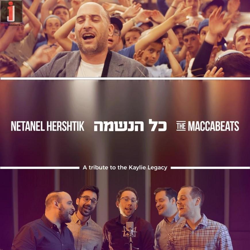 Netanel Hershtik ft. Maccabeats – Kol Haneshama