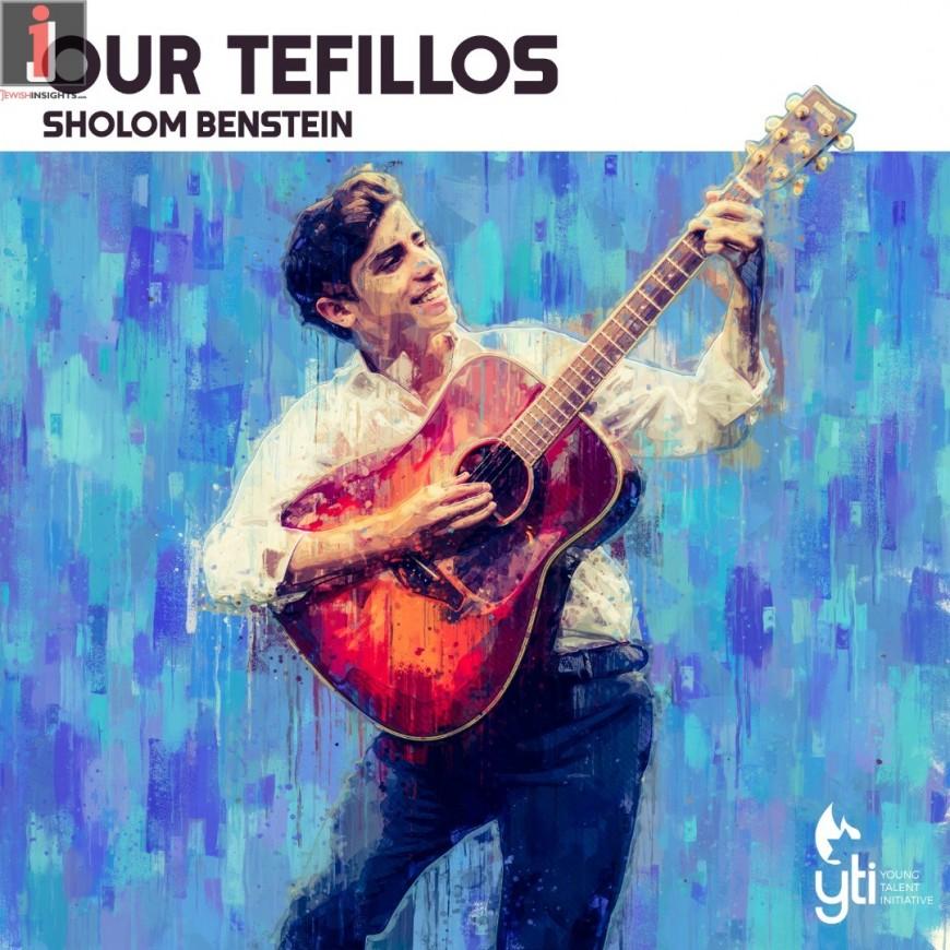 YTI Presents: Sholom Benstein – Listen To Our Tefillos (Official Audio)
