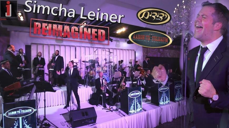 """Simcha Leiner & Yedidim Choir """"ABBA"""" An Aaron Teitelbaum Production"""