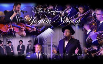 The Symphony of Yomim Noroim: A Team, Shloime Daskal, Mendy Brill & Lev Choir