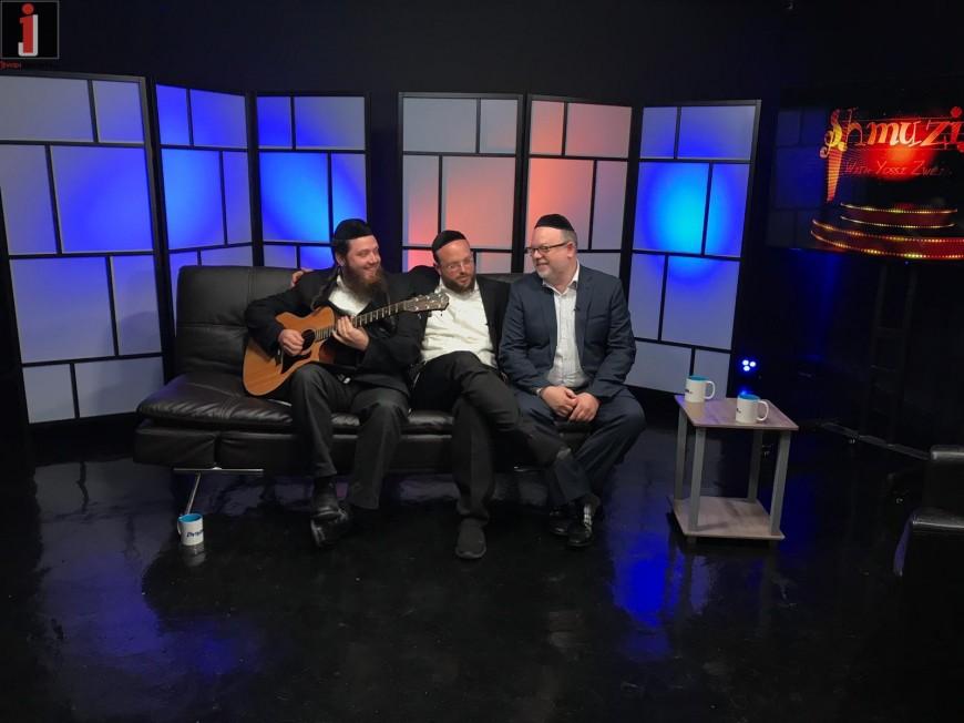 Shmuzik Episode 2: Eitan Katz & Joey Newcomb