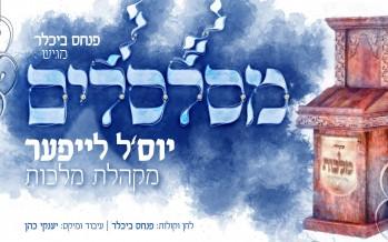 Yossi Leifer's Debut Single With Malchus Choir – Mesalsalim