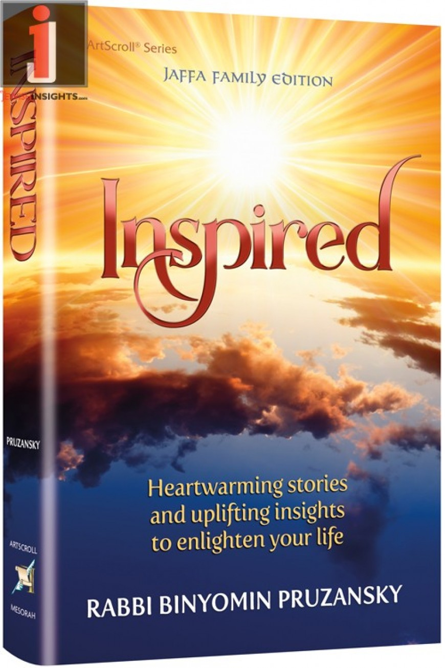 Inspired: Heartwarming stories and uplifting insights to enlighten your life