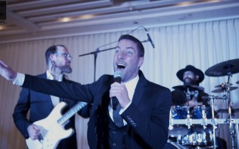 Duvie Shapiro Wedding Dance set with Yoni Eliav Band