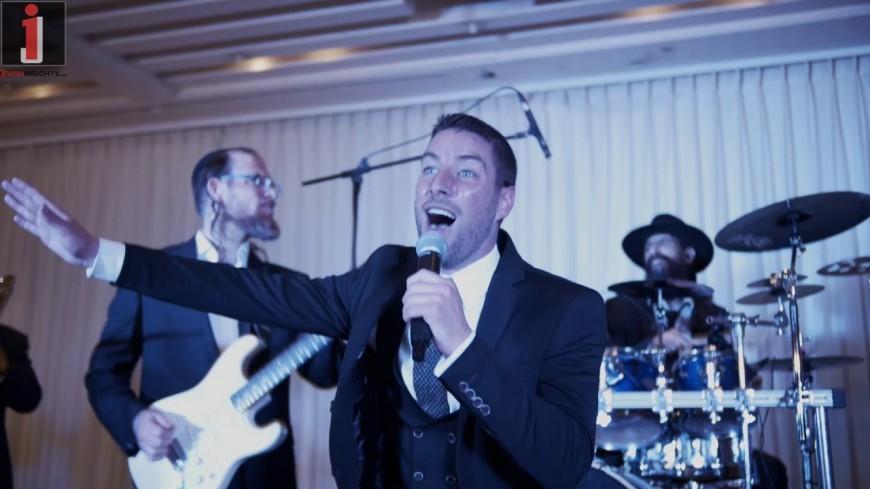 Duvie Shapiro Wedding Dance set with Yoni Eliav Band