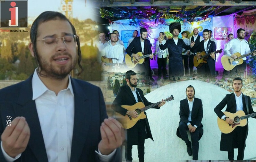 Ari Hill – Sukkah'le [Official Music Video]