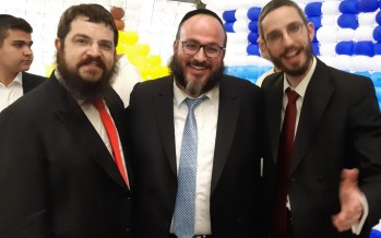 What Are 3 Chabadnicks Doing On The 7th Floor Of The Shaare Zedek Jerusalem Medical Center?