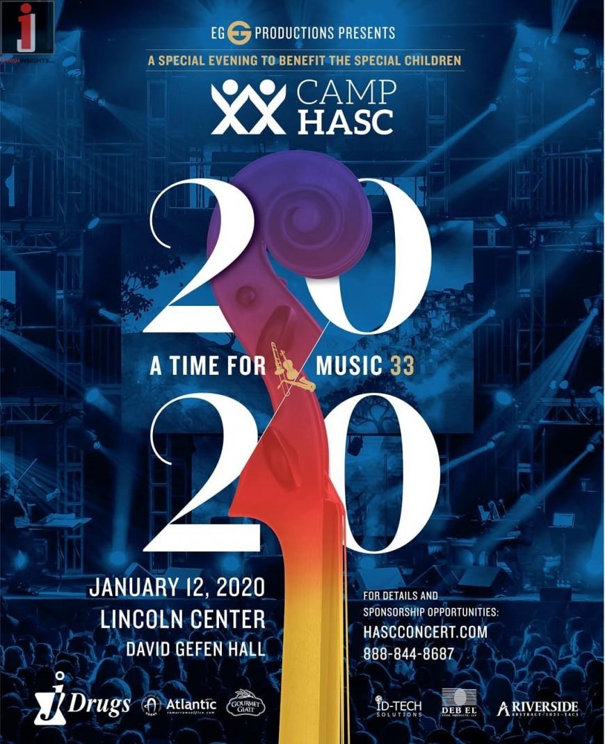 HASC A T.I.M.E. For Music 33 Date Announced!