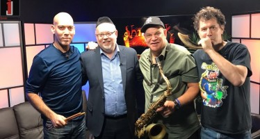 Shmuzik Episode 4: The Life of a Jewish Musician: Ft. Danny Flamm, Mark Fineberg & Gal Gershovsky
