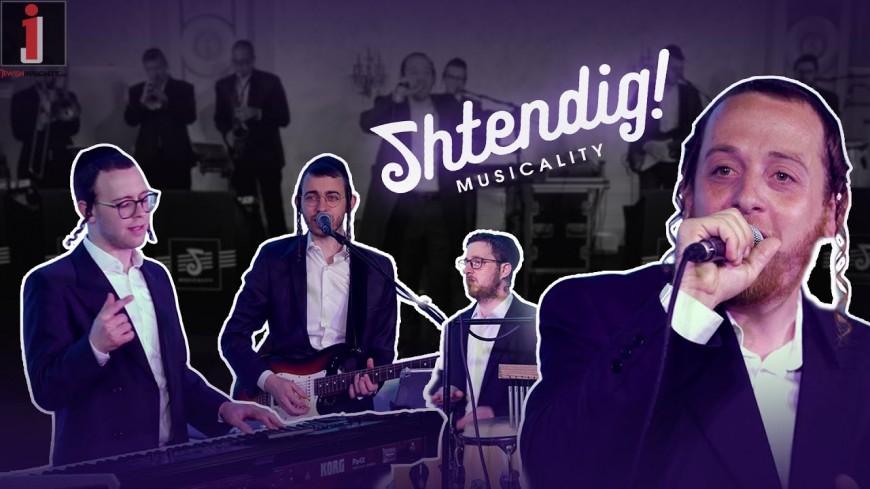 Sruly Green & Yossi Shtendig Production – Second Dance Energy