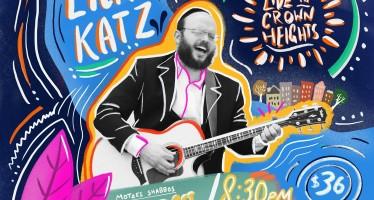 Eitan Katz LIVE In Crown Heights