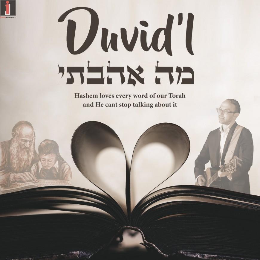 Duvid'l – Mah Ahavti (Official Audio)