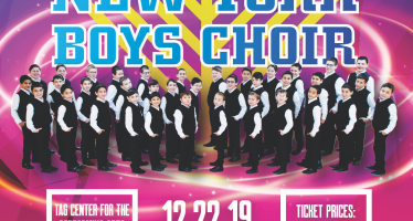 Yitzy Bald & The New York Boys Choir CHANUKAH CONCERT PERFORMANCE!!!