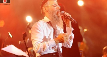 Avraham Fried & The Symphony – Shalom Aleichem Live 2019
