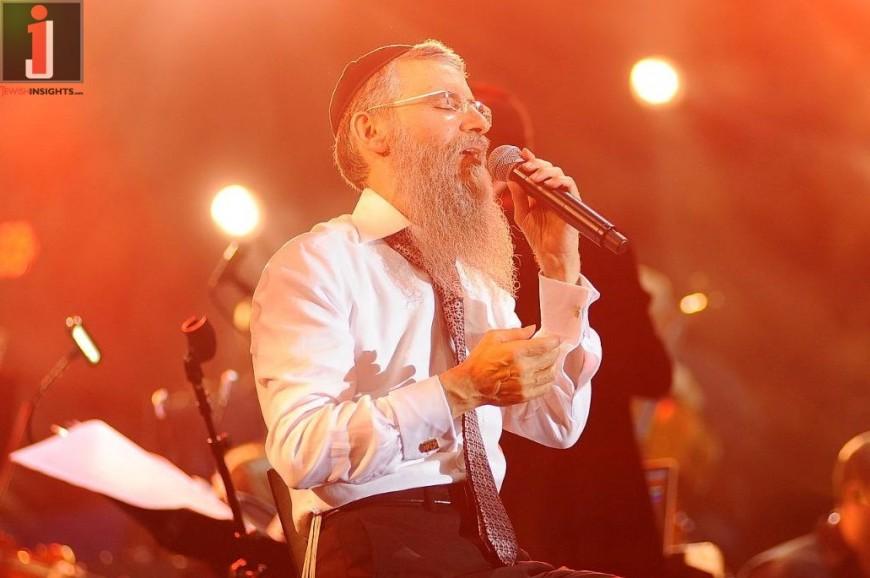 Avraham Fried & The Symphony – Shalom Aleichem Live 2019