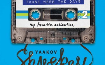 "Yaakov Shwekey Releases New Album ""Those Were The Days 2″"