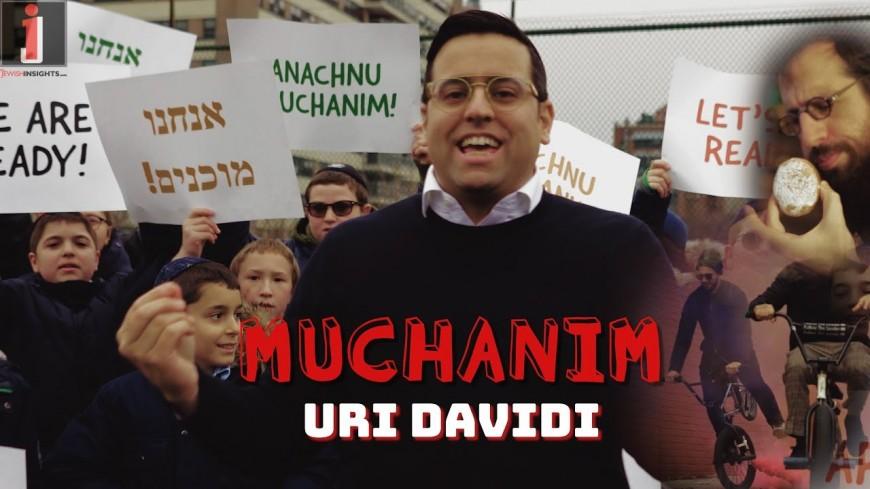 URI DAVIDI – Muchanim (Official Music Video)